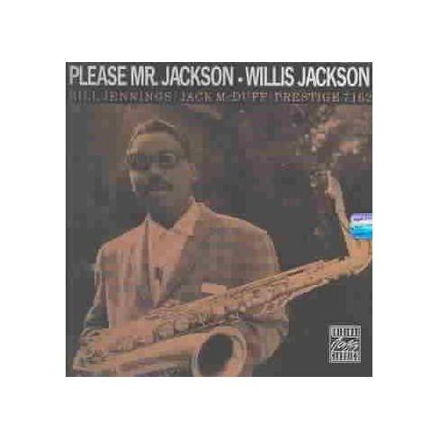 Jackson - Please Mr. Jackson (CD) - image 1 of 1