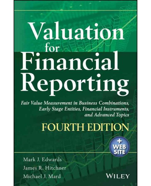 Valuation for Financial Reporting : Fair Value Measurement in Business Combinations, Early Stage - image 1 of 1