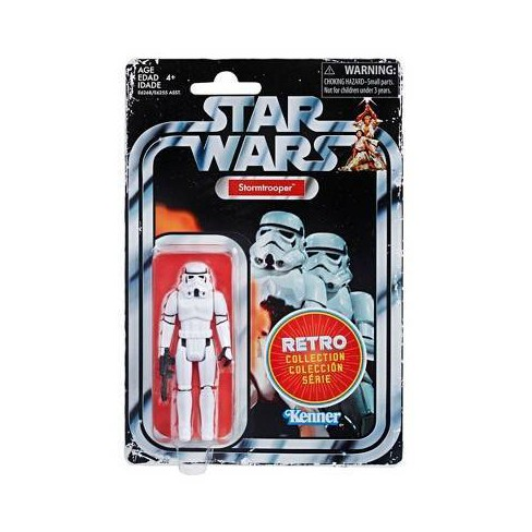 Star Wars Retro Collection Episode IV: A New Hope Stormtrooper