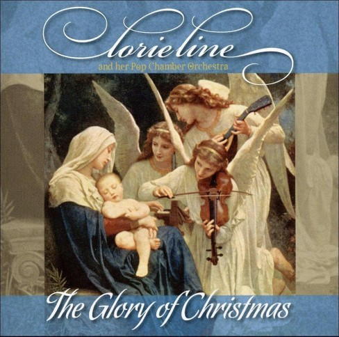 Lorie line - Glory of christmas (CD) - image 1 of 1