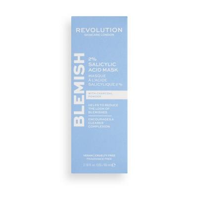Makeup Revolution Skincare Blemish 2% Salicylic Acid Mask - 1.01 fl oz