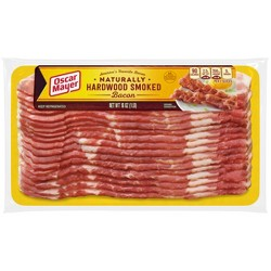 Oscar Mayer Hardwood Smoked Bacon - 16oz