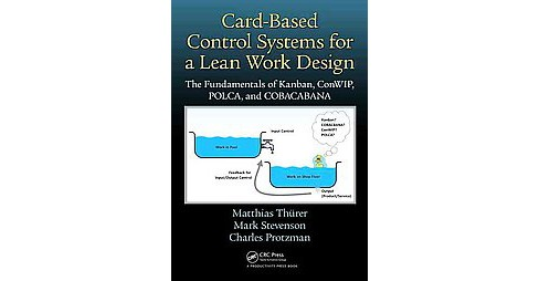 Card-Based Control Systems for a Lean Work Design : The Fundamentals of Kanban, Conwip, Polca, and - image 1 of 1