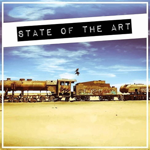 We Outspoken - State Of The Art (CD) - image 1 of 1