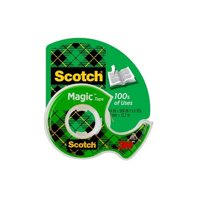 """Scotch Magic Tape 3/4"""" x 700"""""""