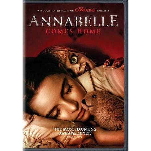 Annabelle Comes Home (DVD) - image 1 of 1