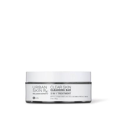 Urban Skin Rx 3-in-1 Clear Skin Cleansing Bar - 2.0oz