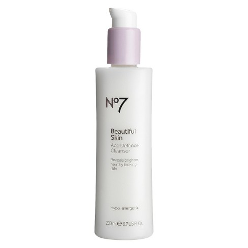 No7 Beautiful Skin Age Defence Cleanser - 6.7oz - image 1 of 1