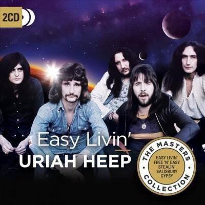 Uriah Heep Easy Livin Cd Target
