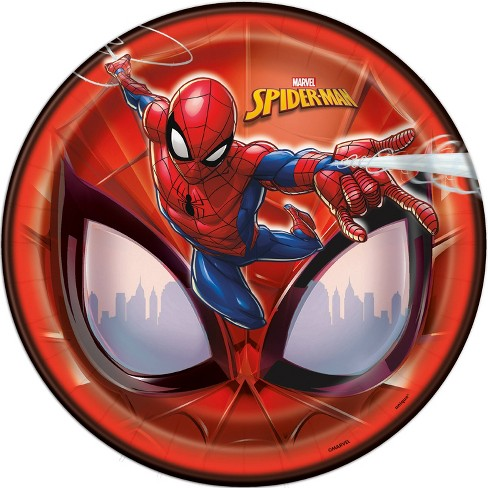 Spider-Man Dinner plate - Unique Industries - image 1 of 1