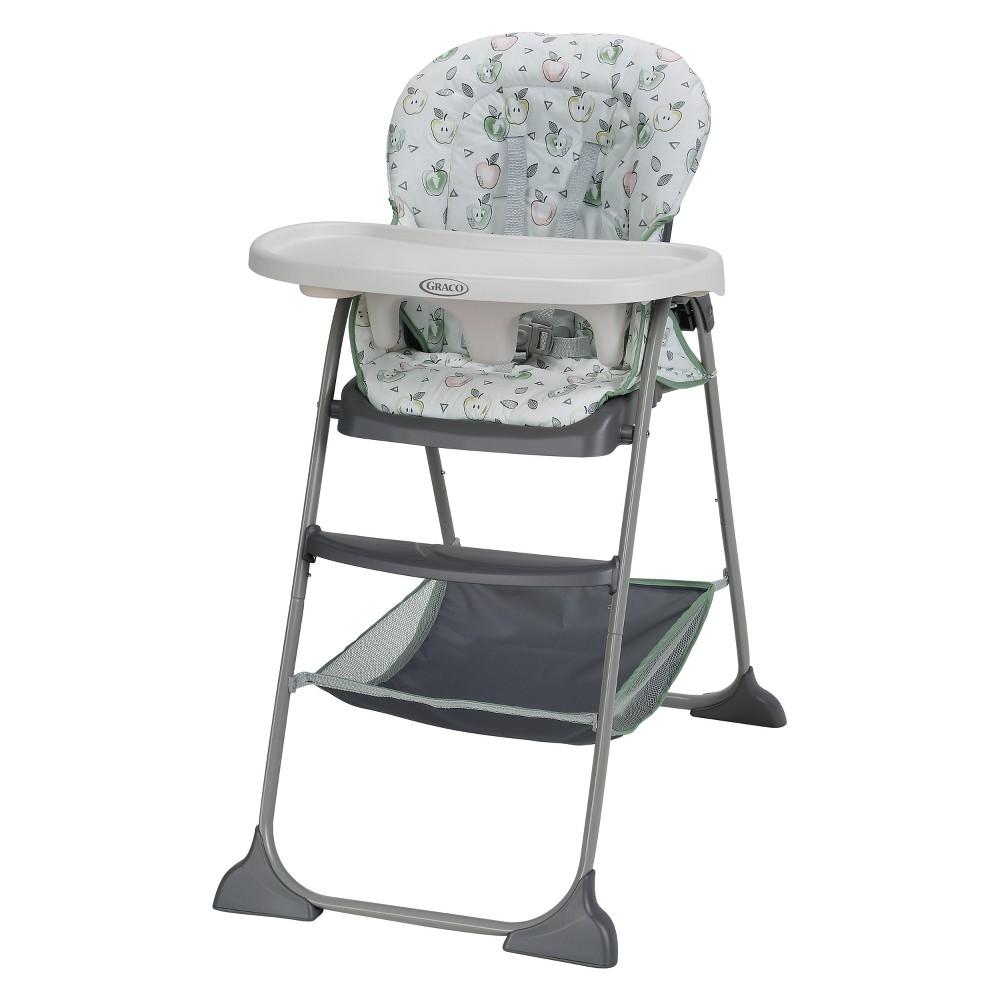 Image of Graco Slim Snacker High Chair - Gala