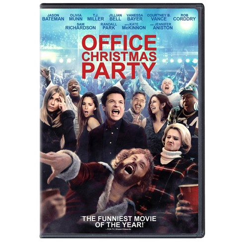 Office Christmas Party Movie.Office Christmas Party Dvd