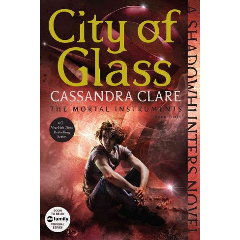 city of glass clare cass andra