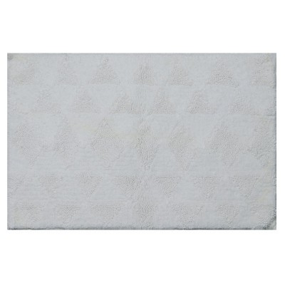 Triangle Bath Rug White - Project 62™