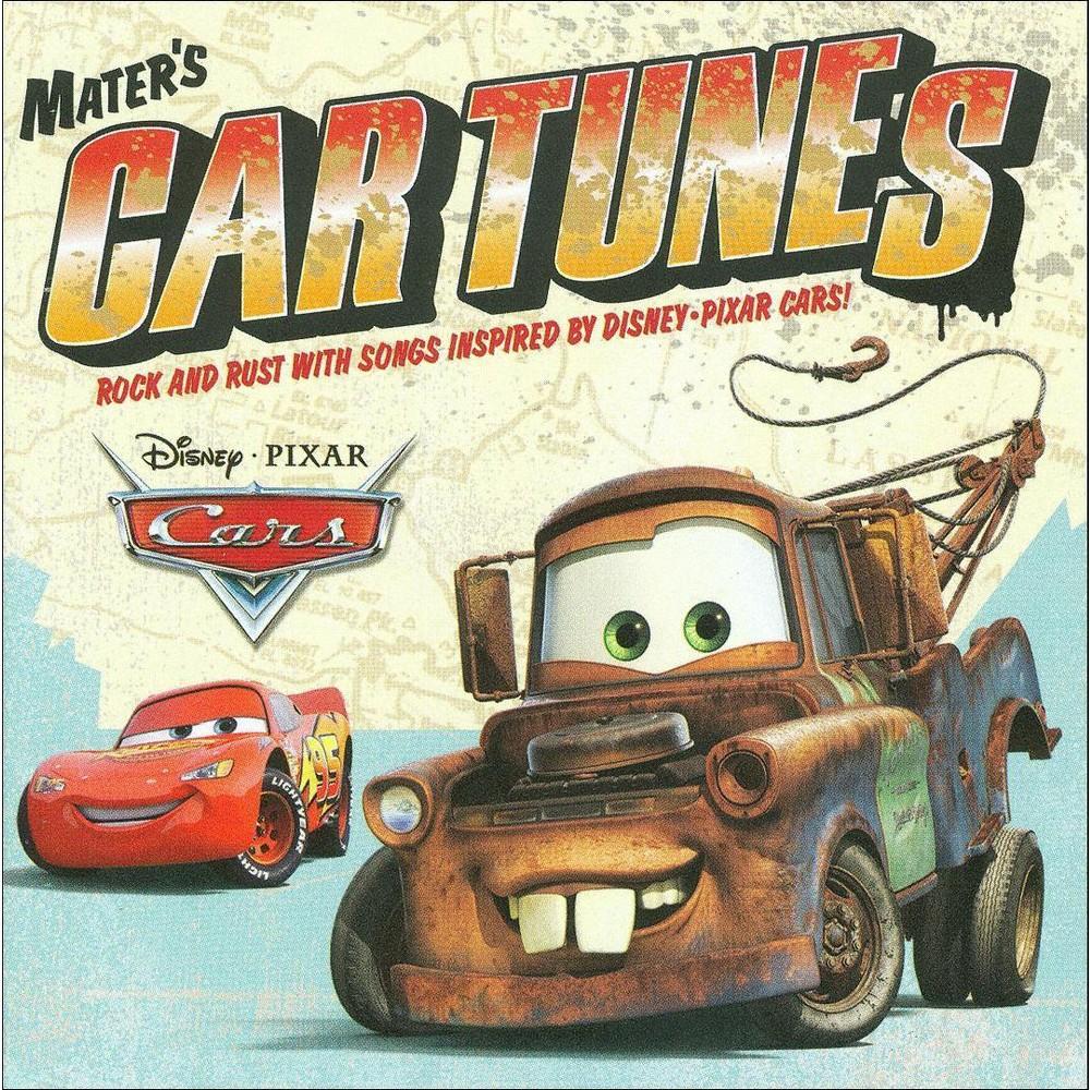 Various Artists - Mater's Car Tunes (CD)