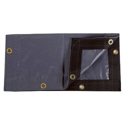 Weather Guard 8ft by 10ft Extreme Duty PVC Tarp