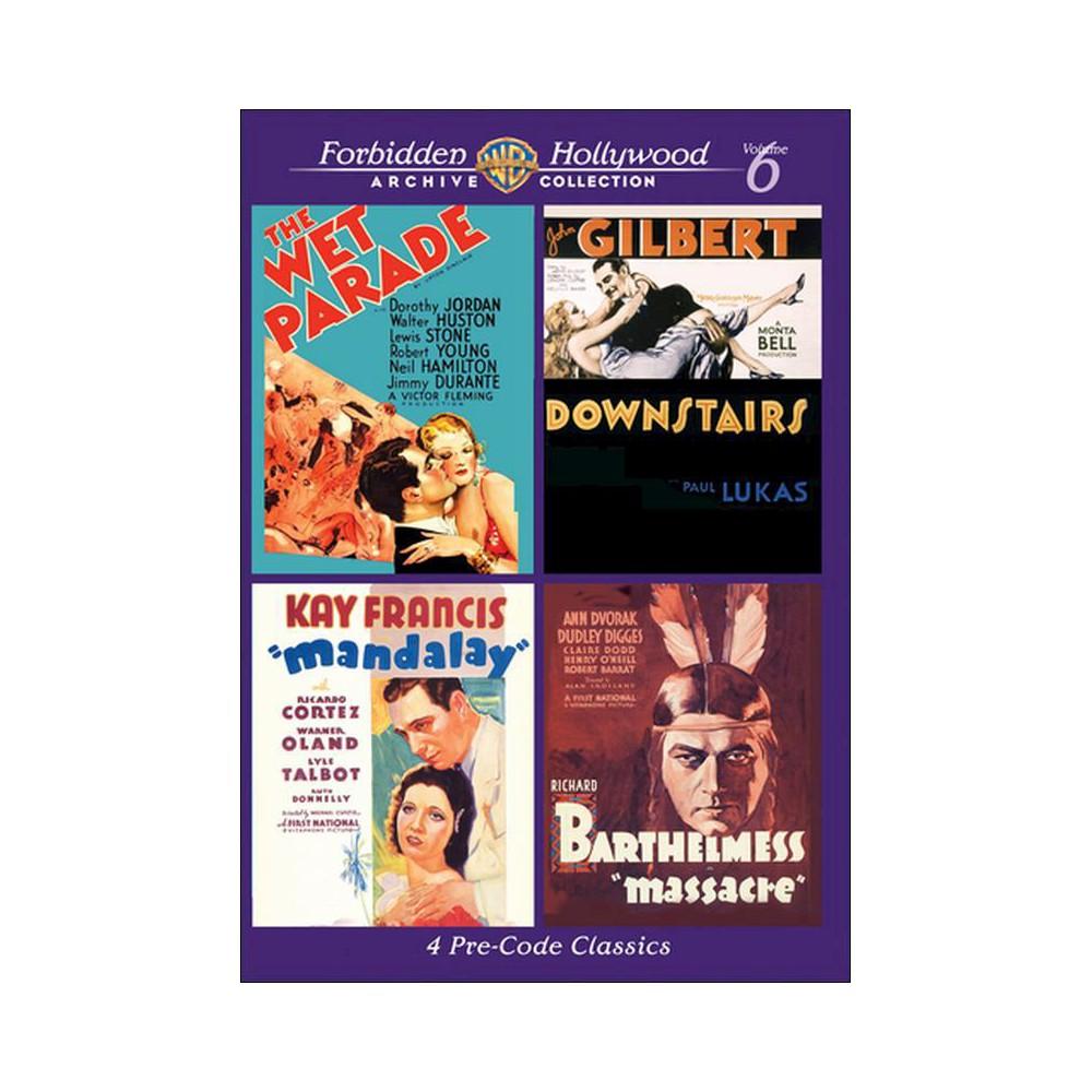 Forbidden Hollywood Collection Vol 6 (Dvd)