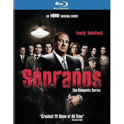 The Sopranos: The Complete Series (Blu-ray)(2020)