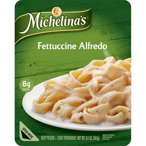 Michelina's Frozen Fettuccine Alfredo - 8.5oz - image 1 of 3