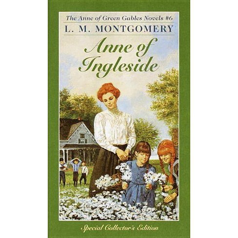 Anne of Ingleside - (Anne of Green Gables) by  L M Montgomery (Paperback) - image 1 of 1
