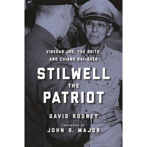 Stilwell the Patriot - by  David Rooney (Paperback) - image 1 of 1