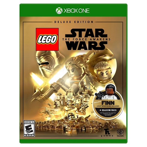 Lego Star Wars The Force Awakens Deluxe Edition Xbox One