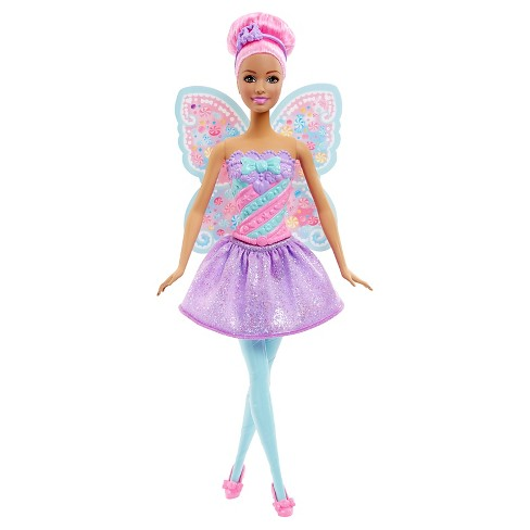 Barbie Fairytale Fairy Candy Fashion Doll - image 1 of 8