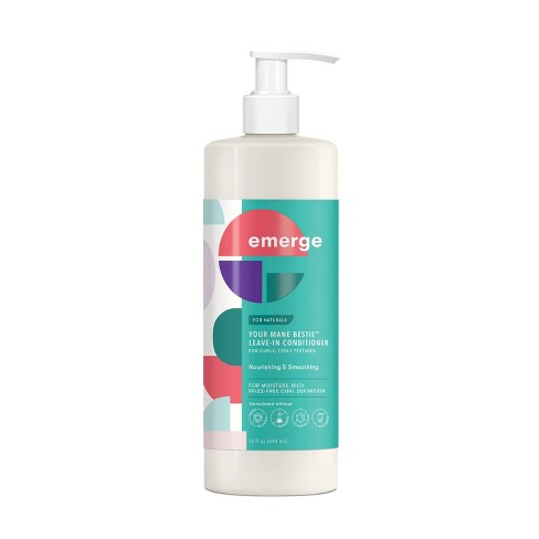 Emerge Your Mane Bestie Leave-In Conditioner - 15 fl oz - image 1 of 4