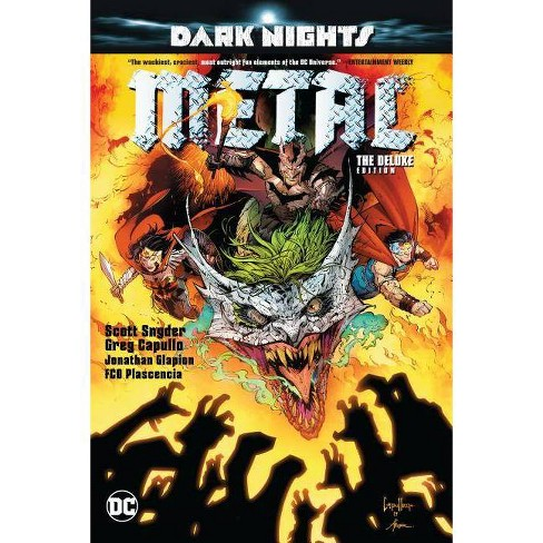 Dark Nights: Metal - by  Scott Snyder (Paperback) - image 1 of 1