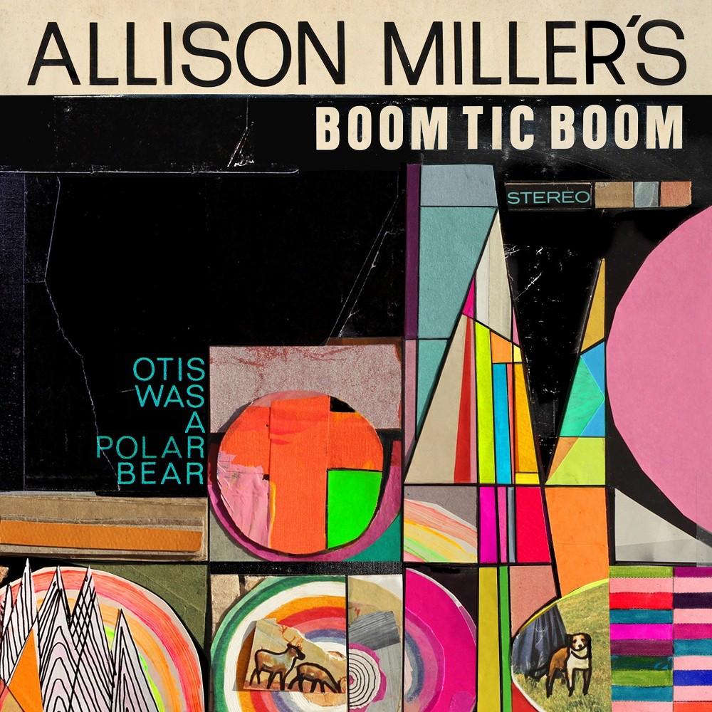 Allison Miller - Otis Was A Polar Bear (CD)