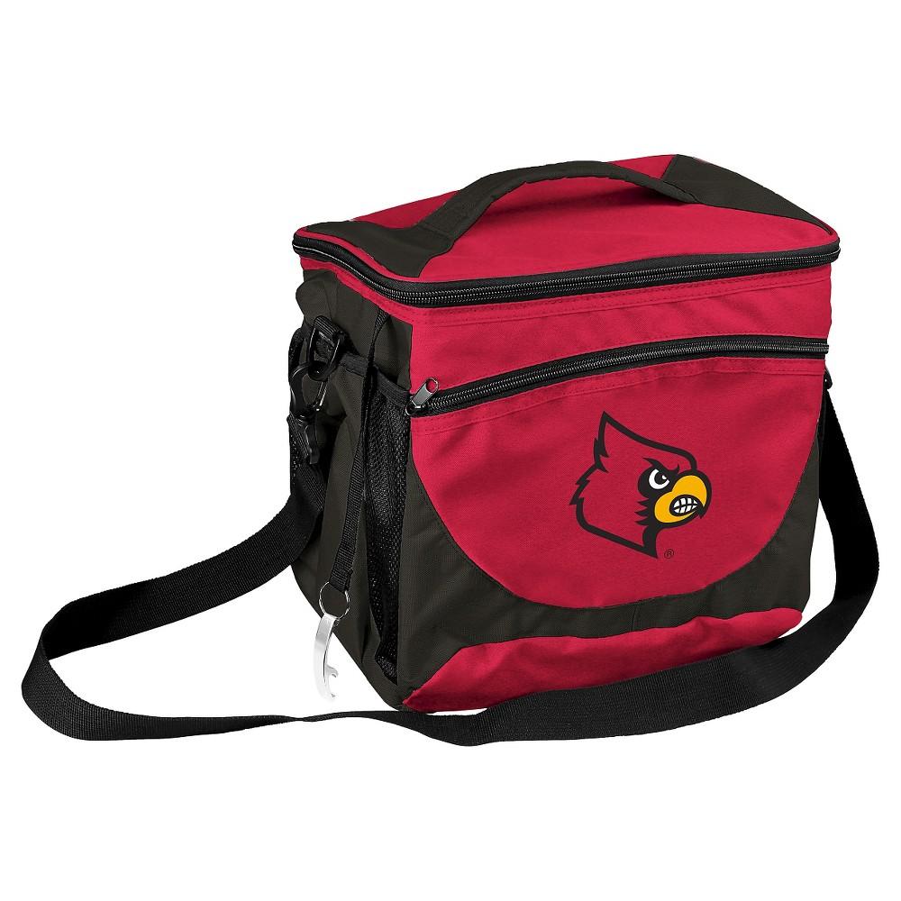 Louisville Cardinals 24 Can Cooler Lunch Box