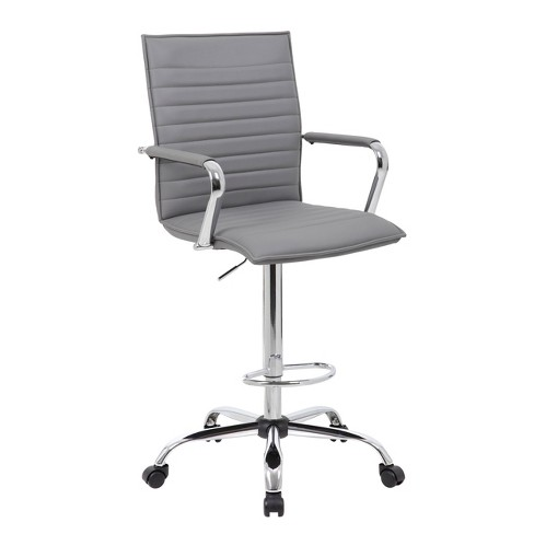 Drafting Stool - Boss Office Products - image 1 of 4
