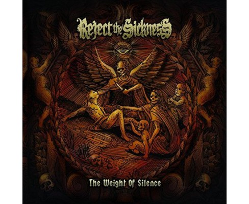 Reject The Sickness - Weight Of All Silence (Vinyl) - image 1 of 1
