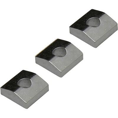 Floyd Rose Nut Clamping Blocks (Set of 3) Black Nickel