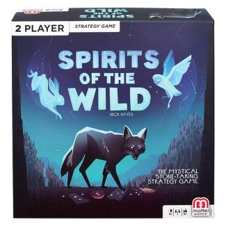 Spirits of the Wild Game
