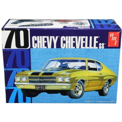 Skill 2 Model Kit 1970 Chevrolet Chevelle SS 1/25 Scale Model by AMT