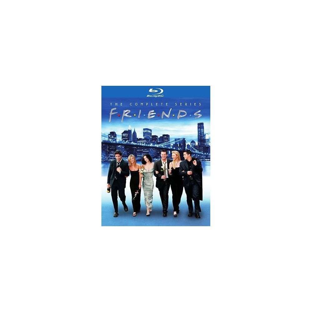 Friends:Complete Series Collection (Blu-ray)