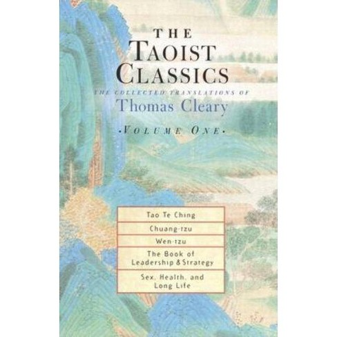 The Taoist Classics, Volume One - by  Thomas Cleary (Paperback) - image 1 of 1