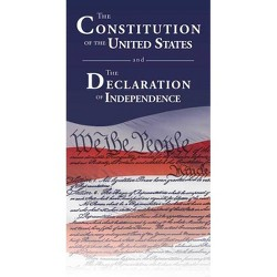 The Constitution of the United States and the Declaration of Independence - (Paperback)