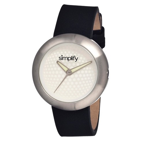 Women's Simplify the 1200 Watch with Luminous Hands - image 1 of 3