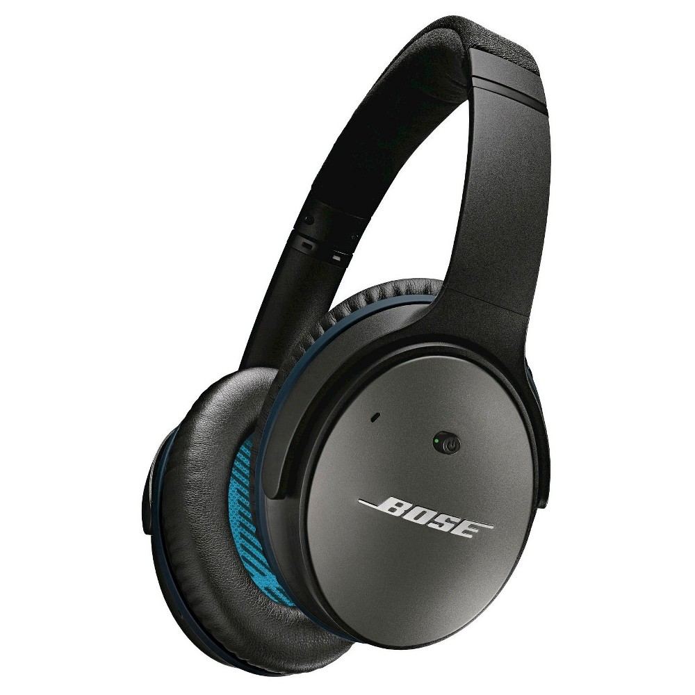 Bose QuietComfort 25 Acoustic Noise Cancelling Headphones (Android/Windows Mobile) - Black