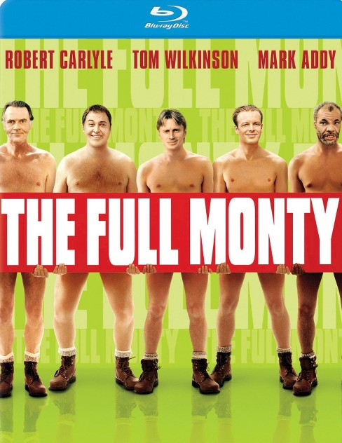 Full monty (Blu-ray) - image 1 of 1