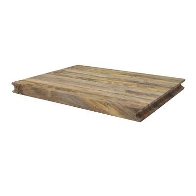 "18"" x 14"" Mangowood Colby Cutting Board - Hopper Studio"
