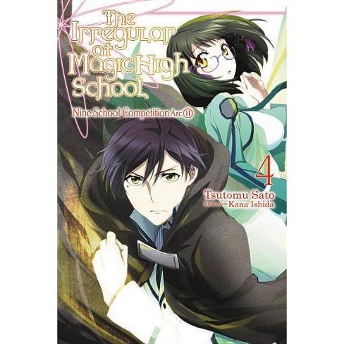 The Irregular at Magic High School, Vol. 4 (Light Novel) - by  Tsutomu Sato (Paperback) - image 1 of 1