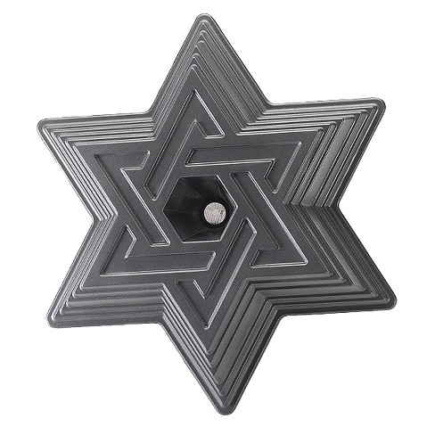 Nordic Ware Star of David Bundt Pan - image 1 of 3