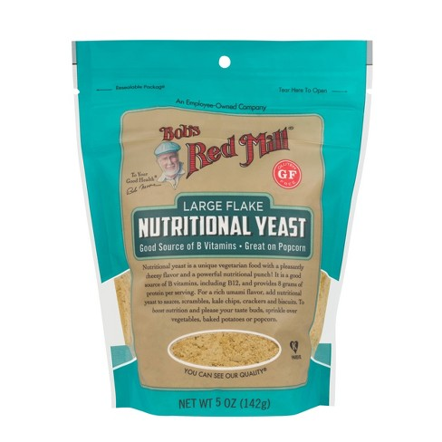 Bob's Red Mill Nutritional Yeast - 5oz - image 1 of 2
