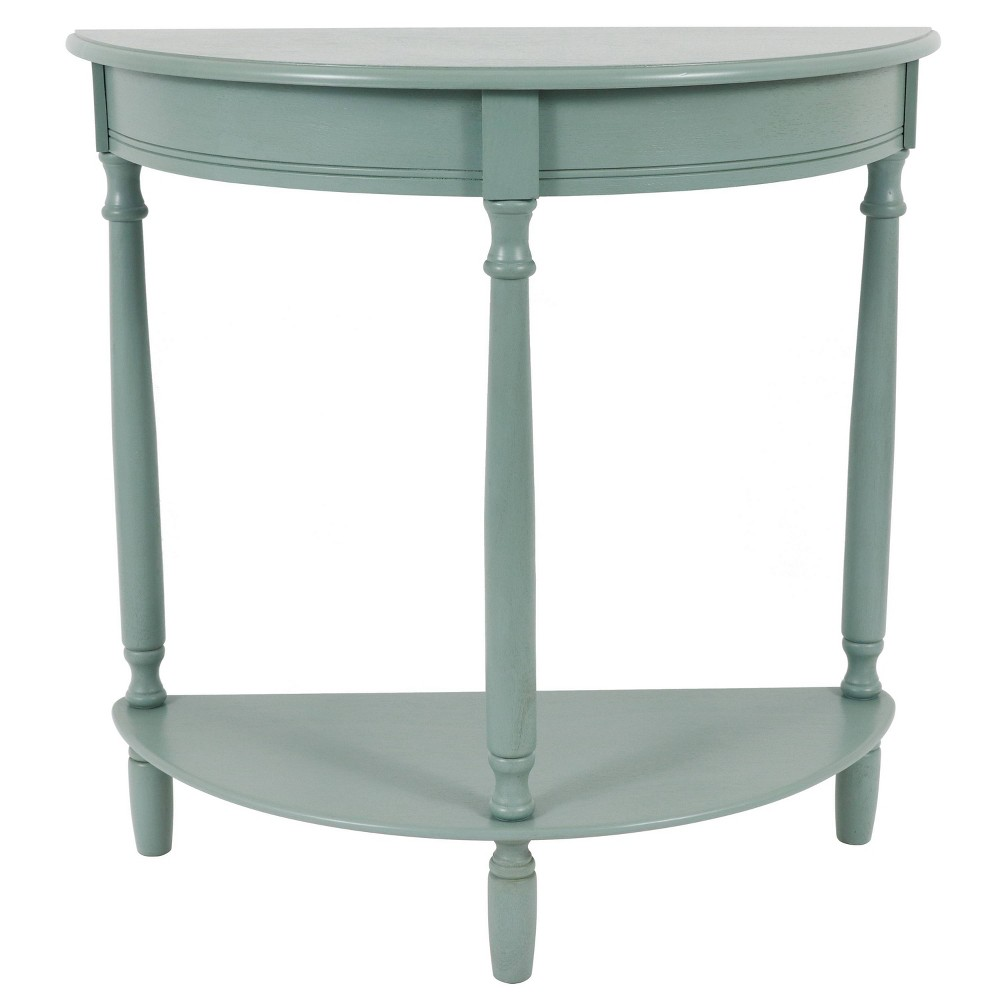 Reviews Simplify Half Round Accent Table  - Décor Therapy