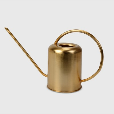 9  Metal Watering Can Gold - Project 62™