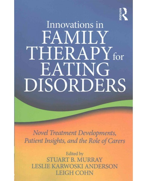 Innovations in Family Therapy for Eating Disorders : Novel Treatment Developments, Patient Insights, and - image 1 of 1