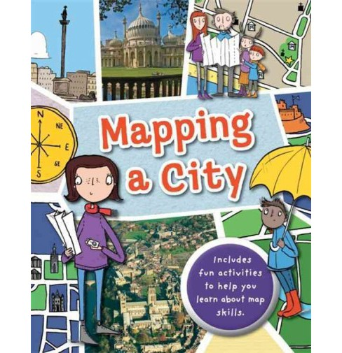 Mapping a City (Paperback) (Jen Green) - image 1 of 1